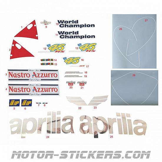Aprilia RS 125 1998