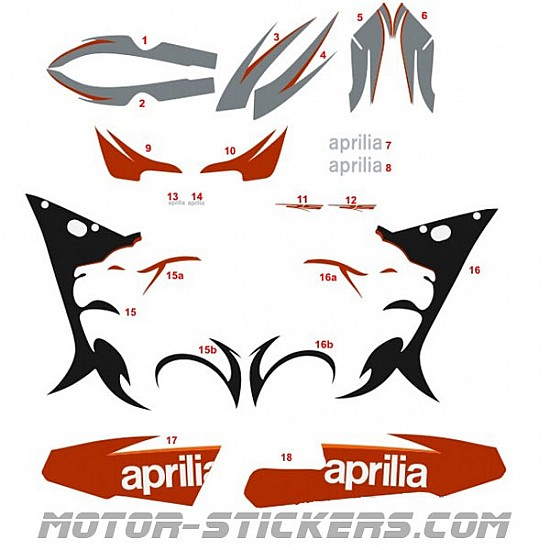 Aprilia RS 50/125 2005