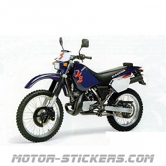 Cagiva W8 125 91-1999