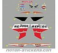 Honda CBR 125R 2005 Repsol