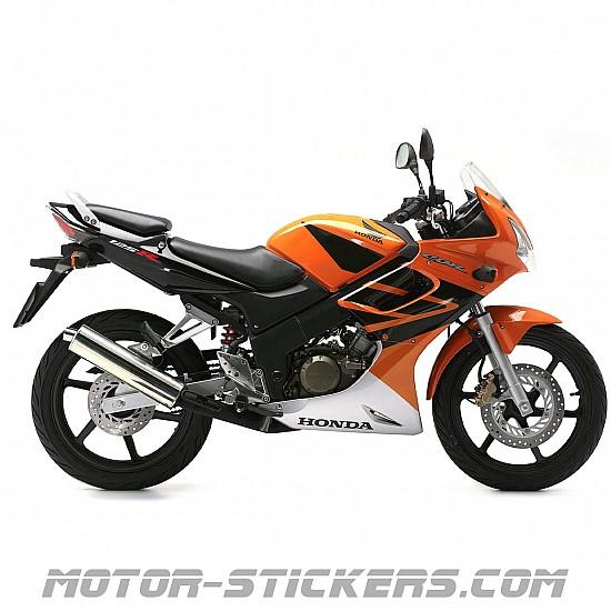 Honda CBR 125R 04-2006