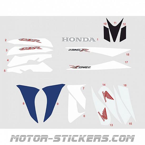 Honda CBR 125R 07-2008