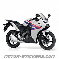 Honda CBR 125R 2012