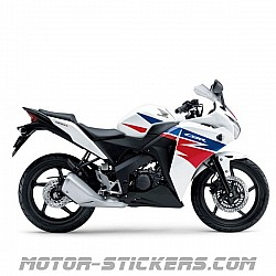 Honda CBR 125R 2013