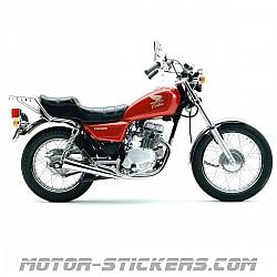 Honda CM 125 Custom 1995