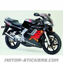 Honda NSR 125R '99-2000
