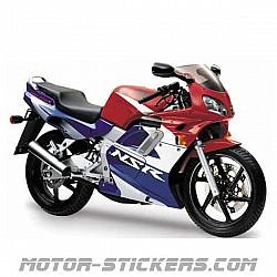 Honda NSR 125R '01-2002