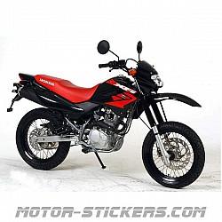Honda XR 125L '03-2004