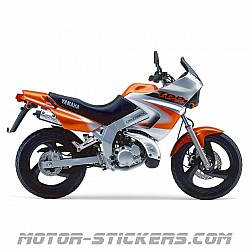 Yamaha TDR 125 2001