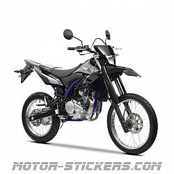 Yamaha WR 125R 2014