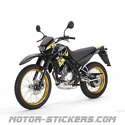 Yamaha XT 125R '07-2008