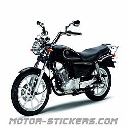 Yamaha YBR 125 2013
