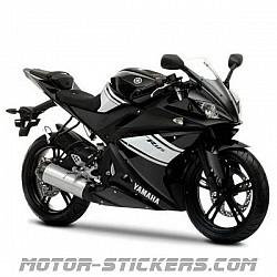 Yamaha YZF 125R 2009
