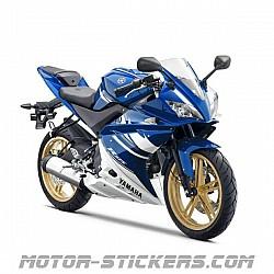 Yamaha YZF 125R 2010