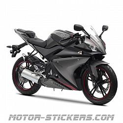 Yamaha YZF 125R 2012