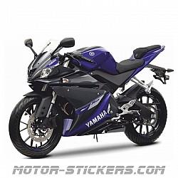 Yamaha YZF 125R 2014