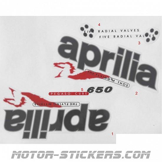 Aprilia Pegaso 650 98-1999