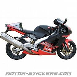 Aprilia RSV 1000 Mille 2001