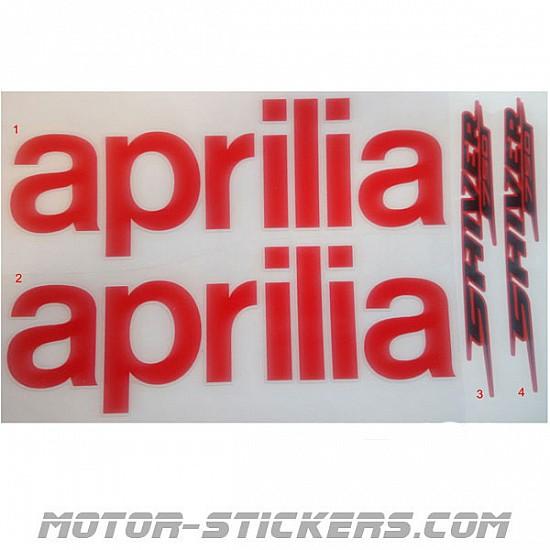 Aprilia Shiver 750 2013