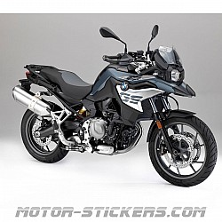 BMW F 750 GS Exclusive 18-2020