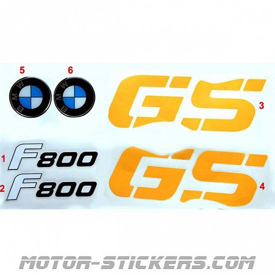 BMW F 800 GS 08-2010