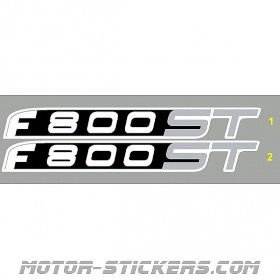 BMW F 800 ST 06-2010