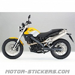 BMW G 650 X Country '07-2009