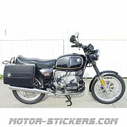 BMW R 100/7 1987