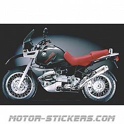 BMW R 1100 GS '98-2001