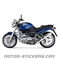 BMW R 1100 R '00-2001
