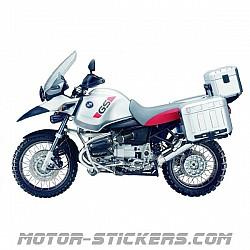 BMW R 1150 GS 99-2004
