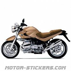 BMW R 1150 R '02-2006