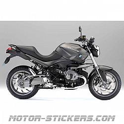 BMW R 1200 R 07-2012