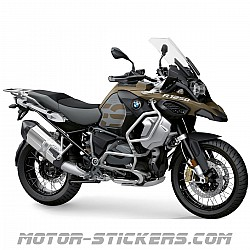BMW R 1250 GS Adventure Excl 2020