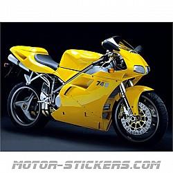 Ducati 748 '95-1998