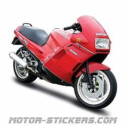 Ducati 750 Paso 1990