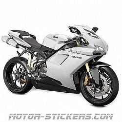 Ducati 848 '08-2010