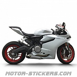 Ducati 899 Panigale '11-2015