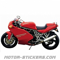 Ducati 900 Supersport 1994