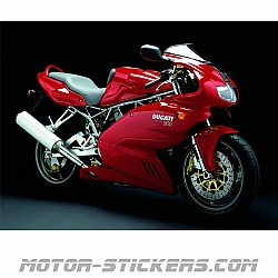Ducati 900 Supersport 2000