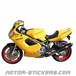 Ducati 944 ST2 '96-2003
