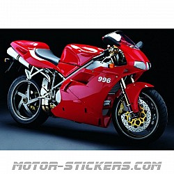 Ducati 996 '96-1998