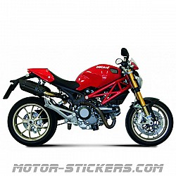 Ducati Monster 1100 '09-2010