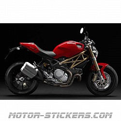 Ducati Monster 1100 20 Anniversary 2013