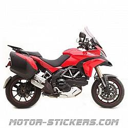 Ducati Multistrada 1200S 2012