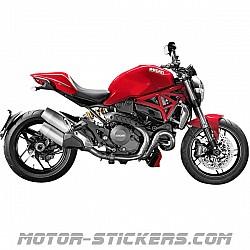 Ducati Monster 1200 '14-2018