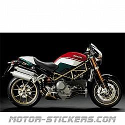 Ducati Monster S4R 2008