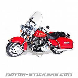 Harley Davidson Electra Ultra Glide Firefighter 2007
