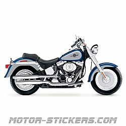 Harley Davidson Fat Boy '05-2006