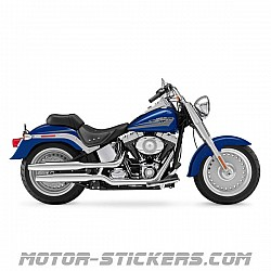 Harley Davidson Fat Boy '09-2010